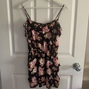 Aritzia Talula Floral Dress